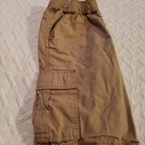 """Boys """"Place"""" Cargo Shorts Size 14"""